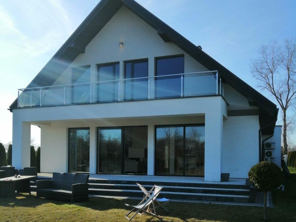 dom jednorodzinny lublin - realizacja Megaplast