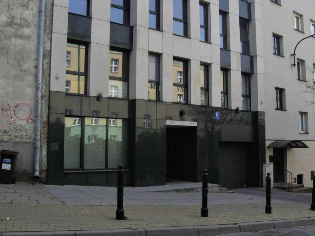 okna pcv budynek leszczynkiego lublin