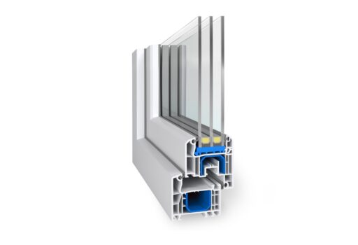 okno standardowe megaplast profil