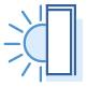 współczynnik przenikania ciepła (Uw)