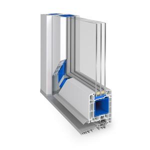 Drzwi PCV Energooszczędne Profi
